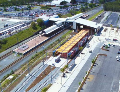 Helensvale Railway Station Upgrade Works