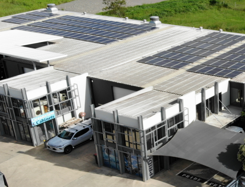 Solar PV Tenant case study – Pride Group Office Kunda Park